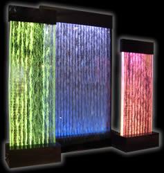 Indoor Outdoor Steel Copper Gl Acrylic Free Standing