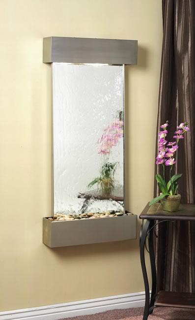 Adagio Cascade Springs Indoor Wall Mounted Hanging Water