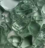 Evergreen Fire Glass