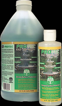 Protect Stain and Scale Inhibitor and Remover