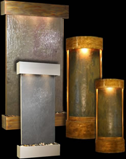 light weight stone wall mounted fountains - Interior Wall Water Fountains