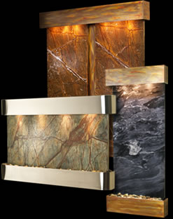 Solid Marble Wall Mounted Fountains